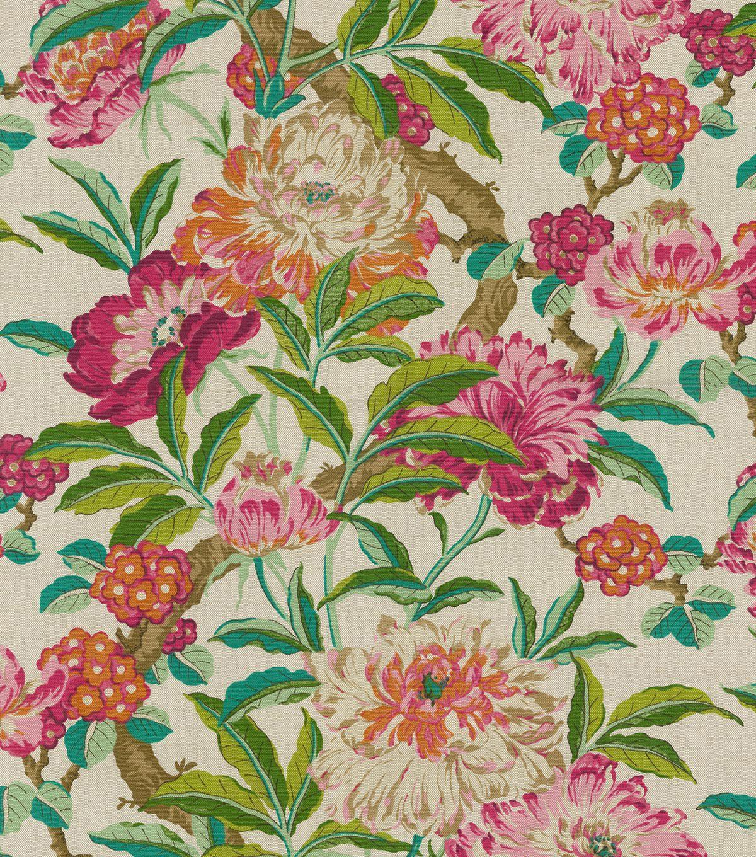 P Kaufmann Multi Purpose Decor Fabric 54 Royal Court Pink Blush