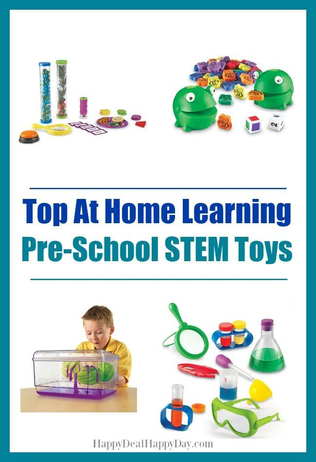 Photo of List of Top At Home Learning Pre-School STEM Toys | Happy Deal – Happy Day!