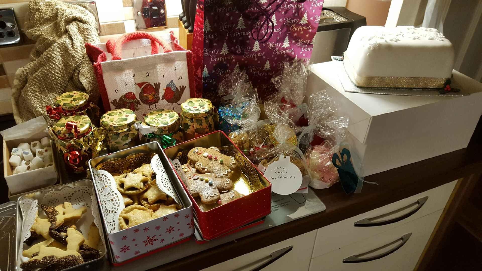 2015 Christmas hamper 🎄