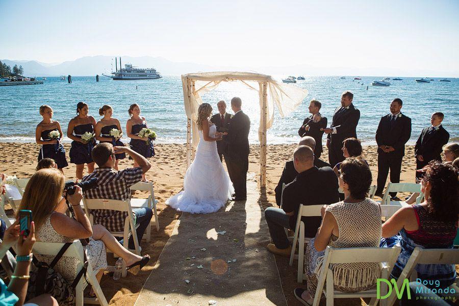 Zephyr Cove Resort Weddings in #Tahoe