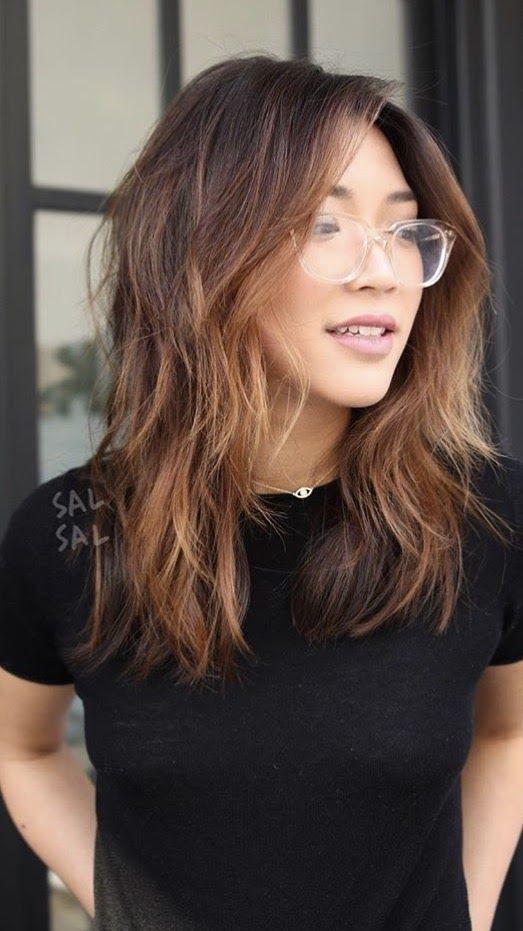 Modern Shag By Sal Salcedo Salsalhair Hair Pinterest Modern