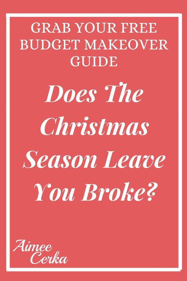 Do you go into massive debt for the holiday season