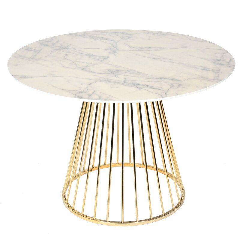 Carpenter Dining Table Marmor Esstische Esstisch Rundes Esszimmer