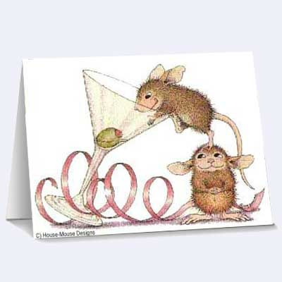"""8 Versed Cards/8 Envs"", Stock #: N95V, from House-Mouse Designs®"