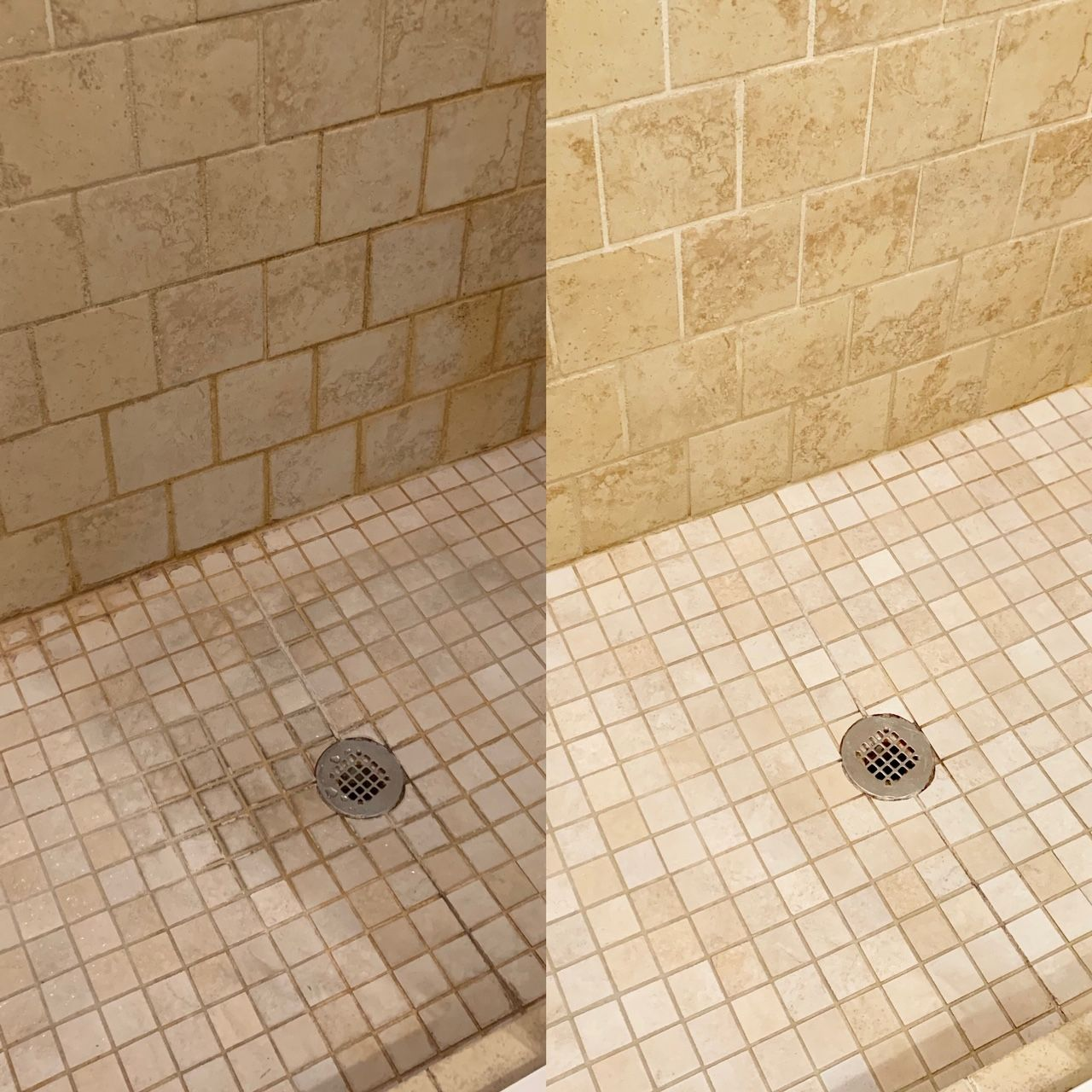 Stone & tile deep cleaning and restoration services