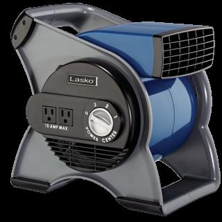 Multi Purpose Pivoting Utility Blower Fan Lasko Blower Fans