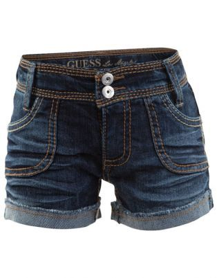 Denim Shorts by Guess