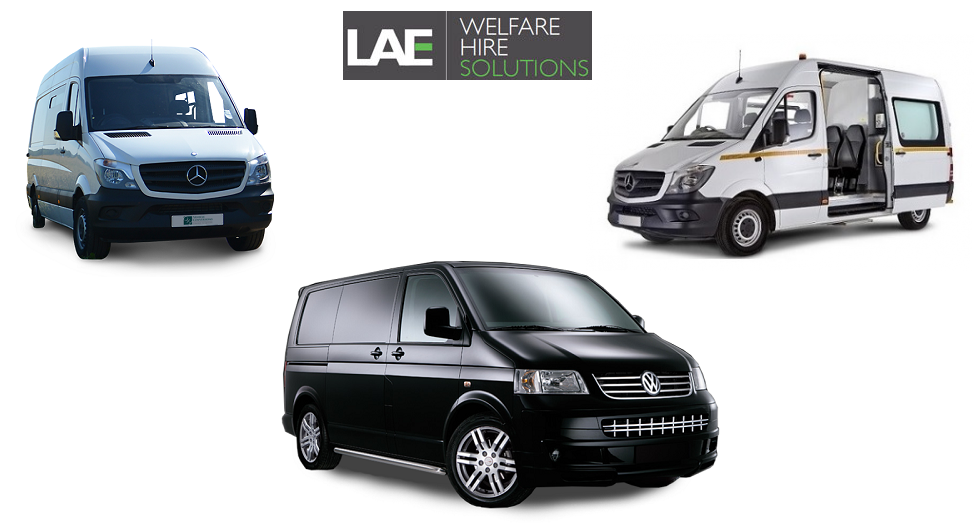 Cheap welfare monthly and short term van hire UK LAE
