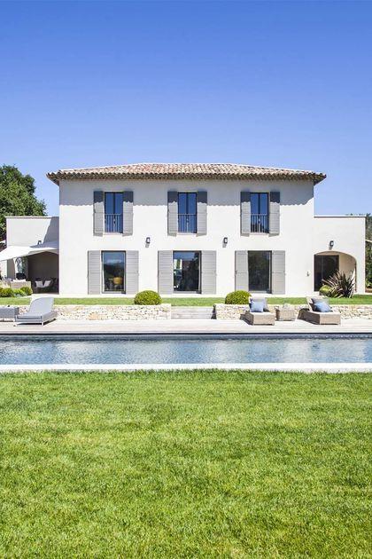 Jardin Aix en Provence  3000 m2 paysagers contemporains Deco - Construire Une Maison De 200m2