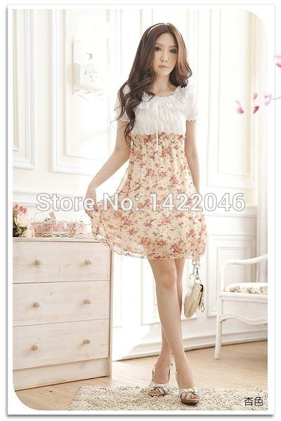 Romantic Clothing Style The Image Kid