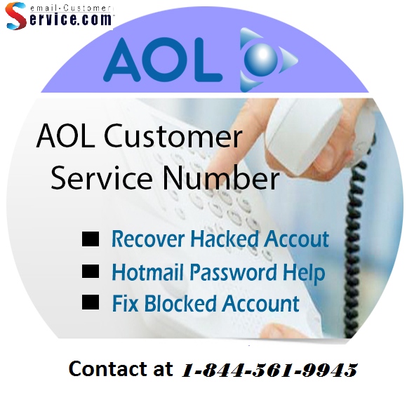 Users never need to endure the mistakes of AOL account