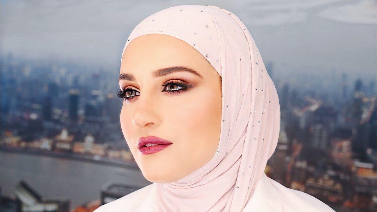 ديرينج دلاليد مع حنان النجادة Fashion Hijab Makeup