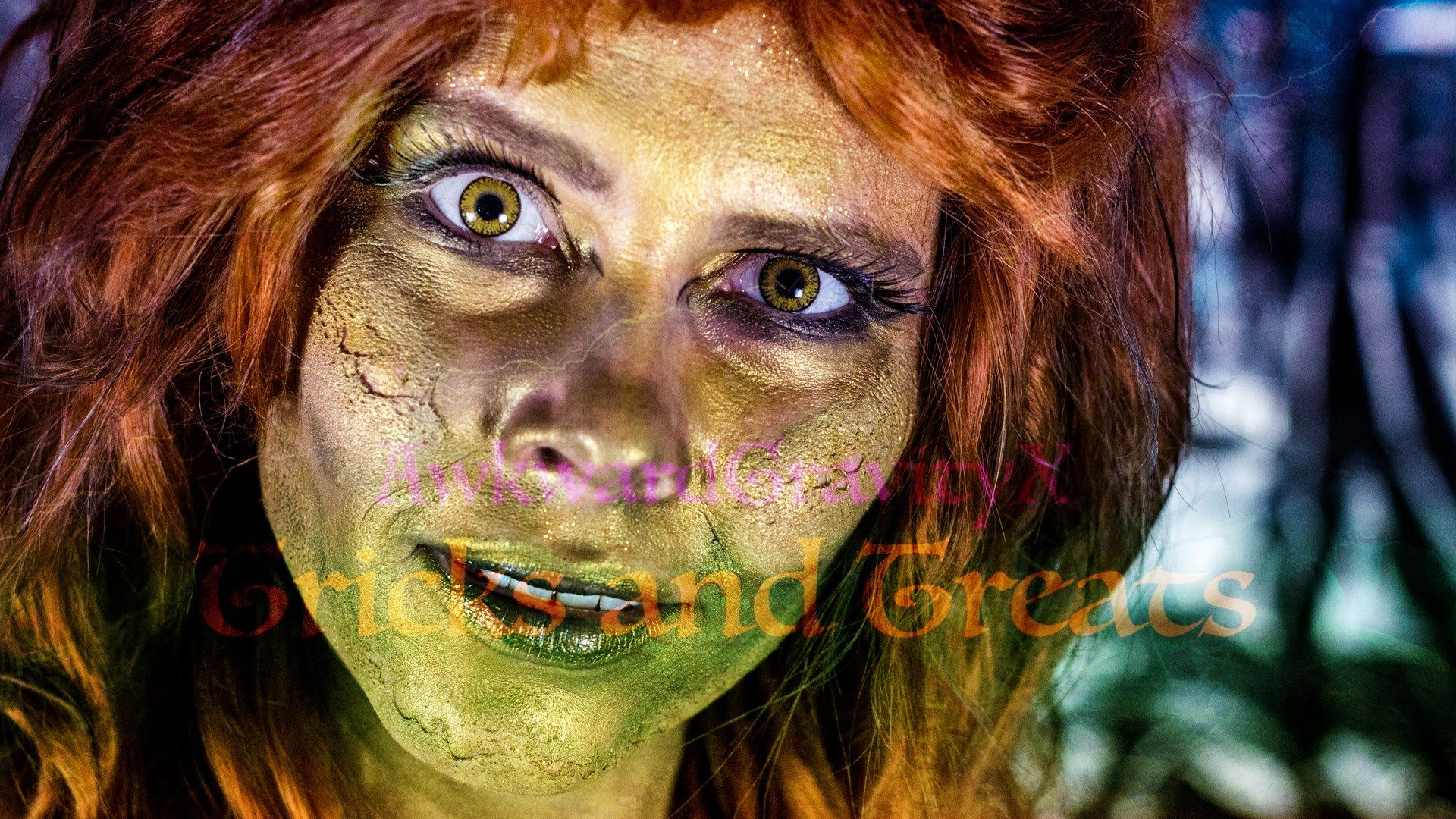 Rumplestiltskin Cosplay Makeup Tutorial OUAT Cosplay