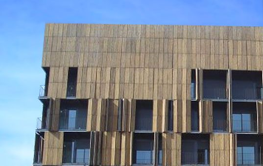 wood screens architecture - Google Search