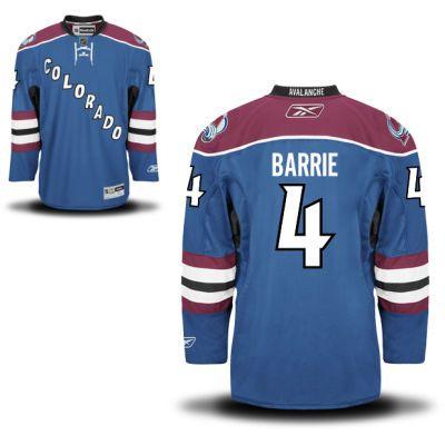 6cf9a7ee4 Colorado Avalanche 4 Tyson Barrie Third Jersey - Blue  Colorado Avalanche  Hockey Jerseys 040  -  50.95   Cheap Hockey Jerseys