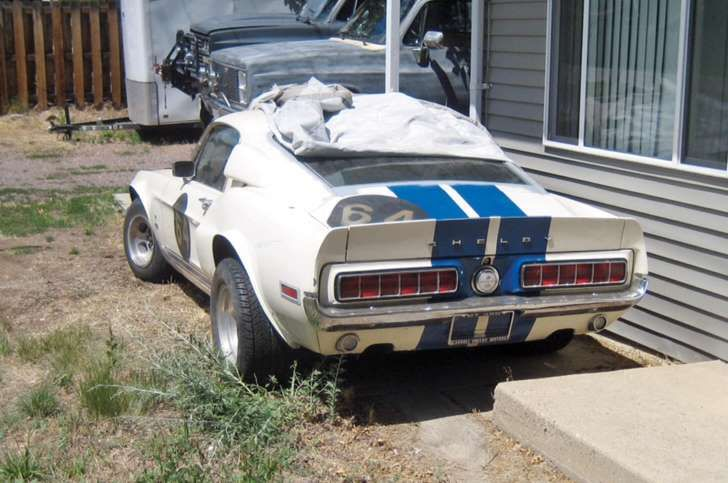 barn find 1 of 223 1968 shelby gt350 hertz rental cars shelby cars ford mustang shelby. Black Bedroom Furniture Sets. Home Design Ideas