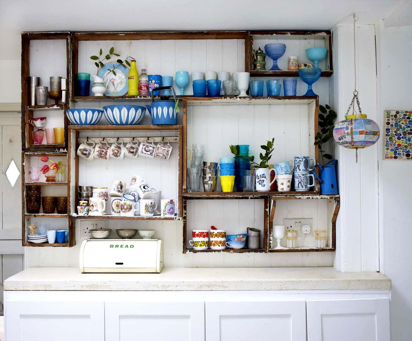 Mprd boho pinterest wooden crate boxes pantry laundry