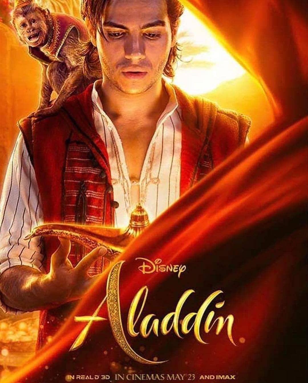 L Immagine Puo Contenere 2 Persone Testo Aladdin Filme Completo Aladdin Filme Aladdin