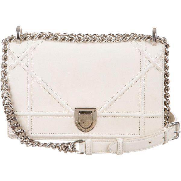 1b4f5c80d343 Christian Dior Small Diorama Bag (16