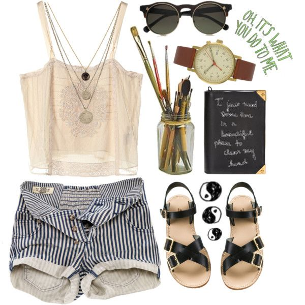 """""""Painting Day"""" by vv0lf on Polyvore"""