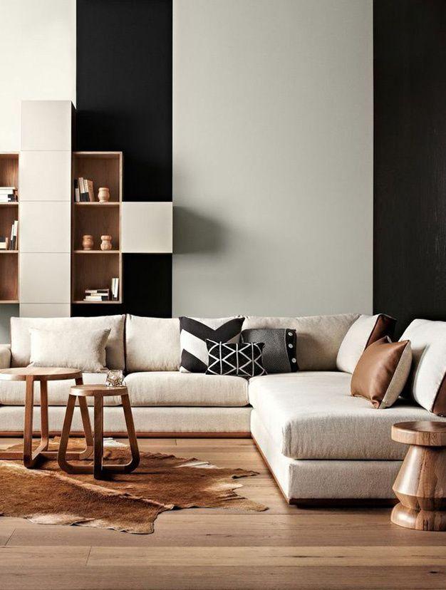 Super Les plus beaux interieurs scandinaves vus sur Pinterest  GM43