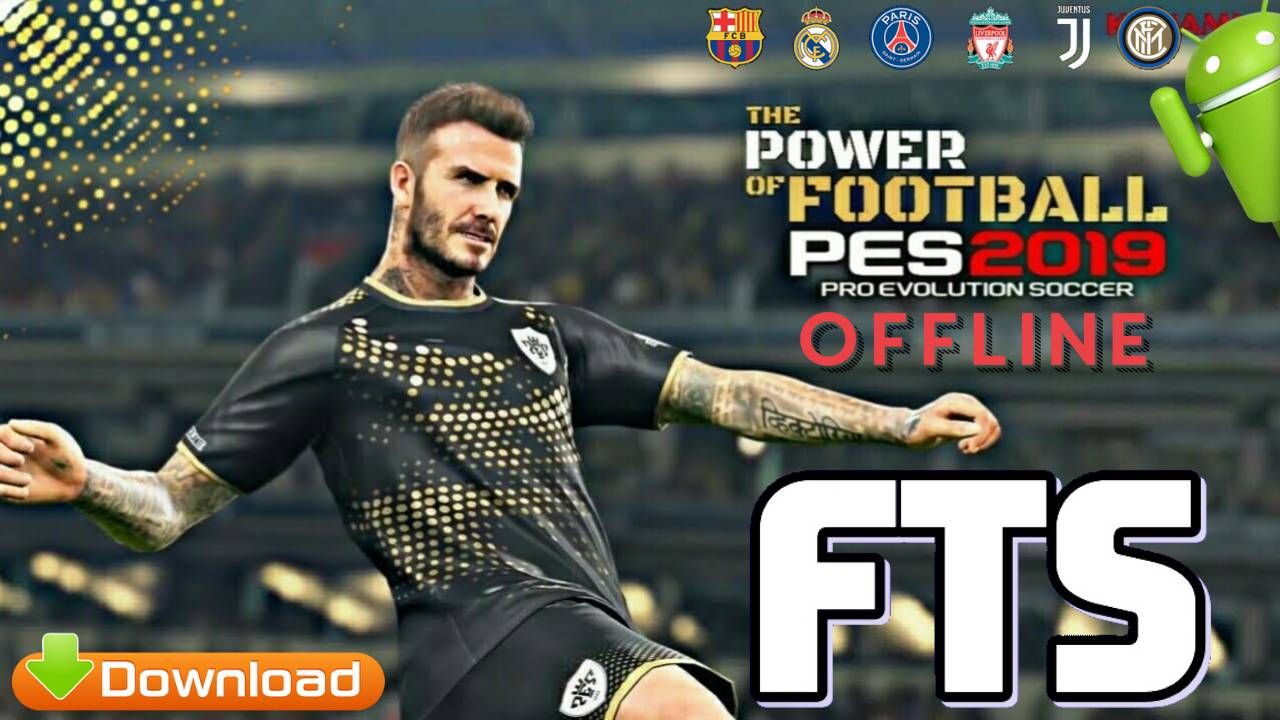 pes 19 apk new version download