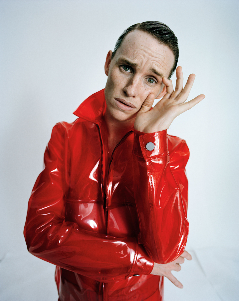 Eddie Redmayne featured in The Movie Issue, W Magazine, February 2015. Photographed by Tim Walker. Styled by Jacob K.