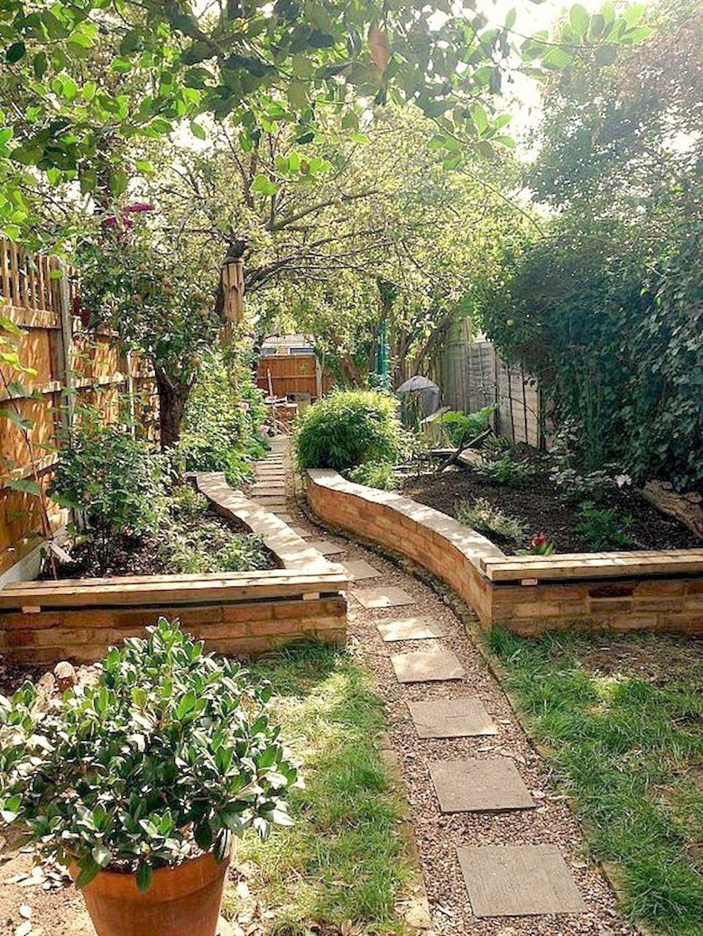 Small Garden Design Ideas Low Maintenance #smallgardenideas