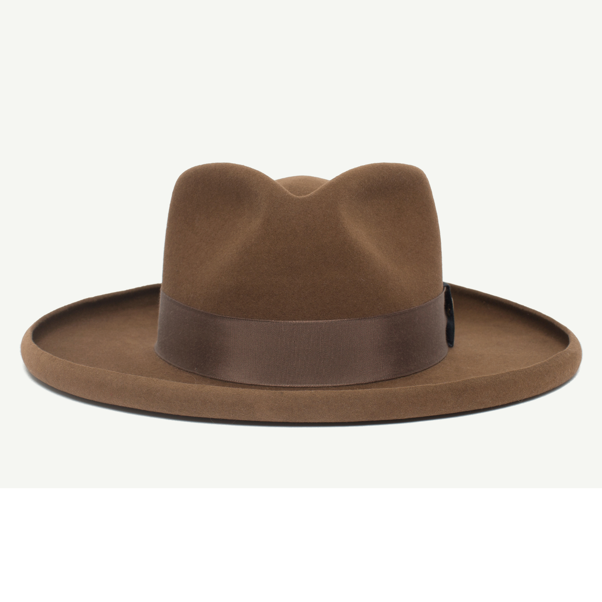 Colonel Pierce Felt Fedora Hat  425f3f084689