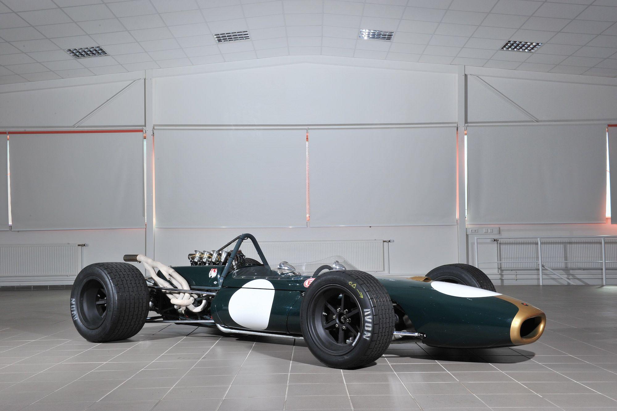 1966 Brabham-Repco BT20 Formula 1 Car | F1, Cars and Motor sport