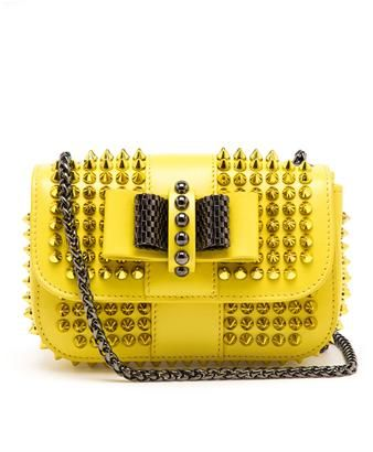 CHRISTIAN LOUBOUTIN - Sweety Charity Spiked Bag