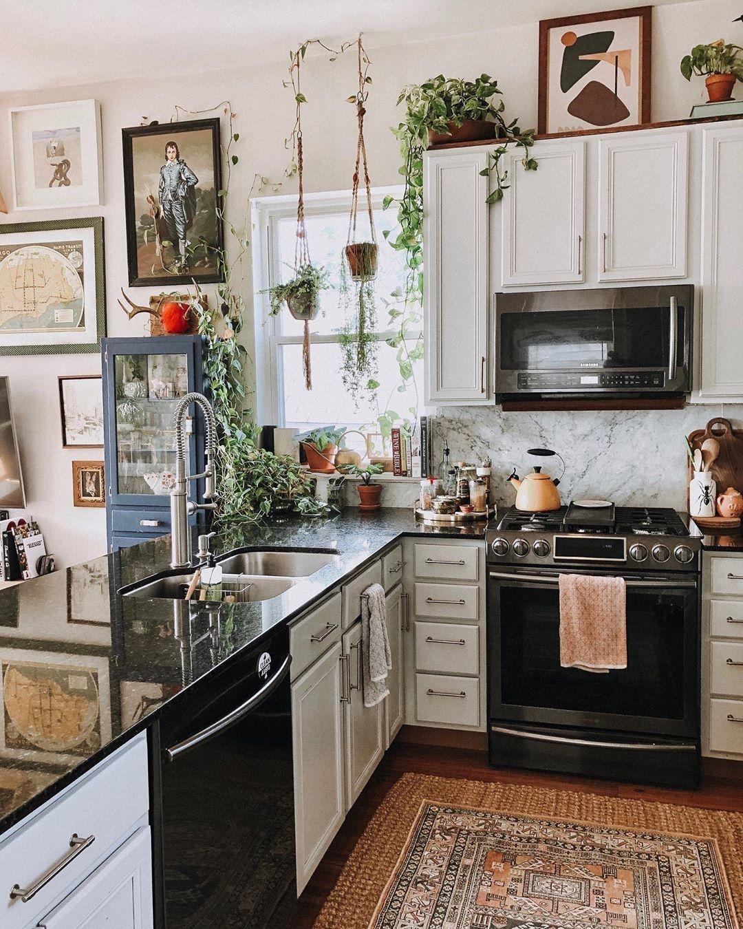 Modern Bohemian Kitchen Designs Home Kitchens Kitchen Interior
