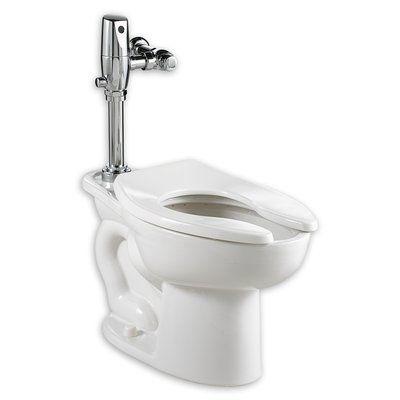 American Standard Madera Ada 1 6 Gpf Elongated One Piece Toilet