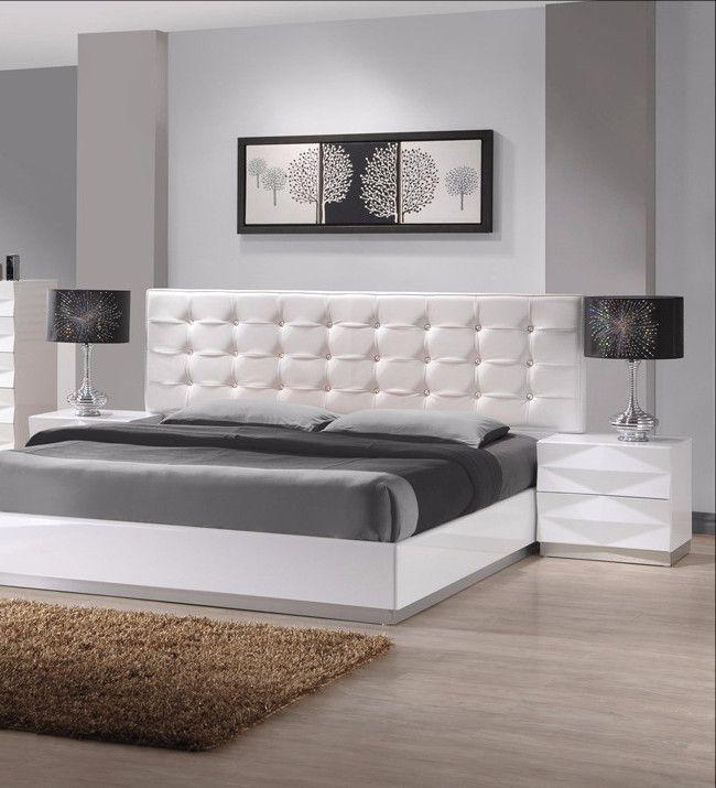Verona 4 Pcs Queen Bedroom Set SKU17688 Bedrooms, Queen bedroom
