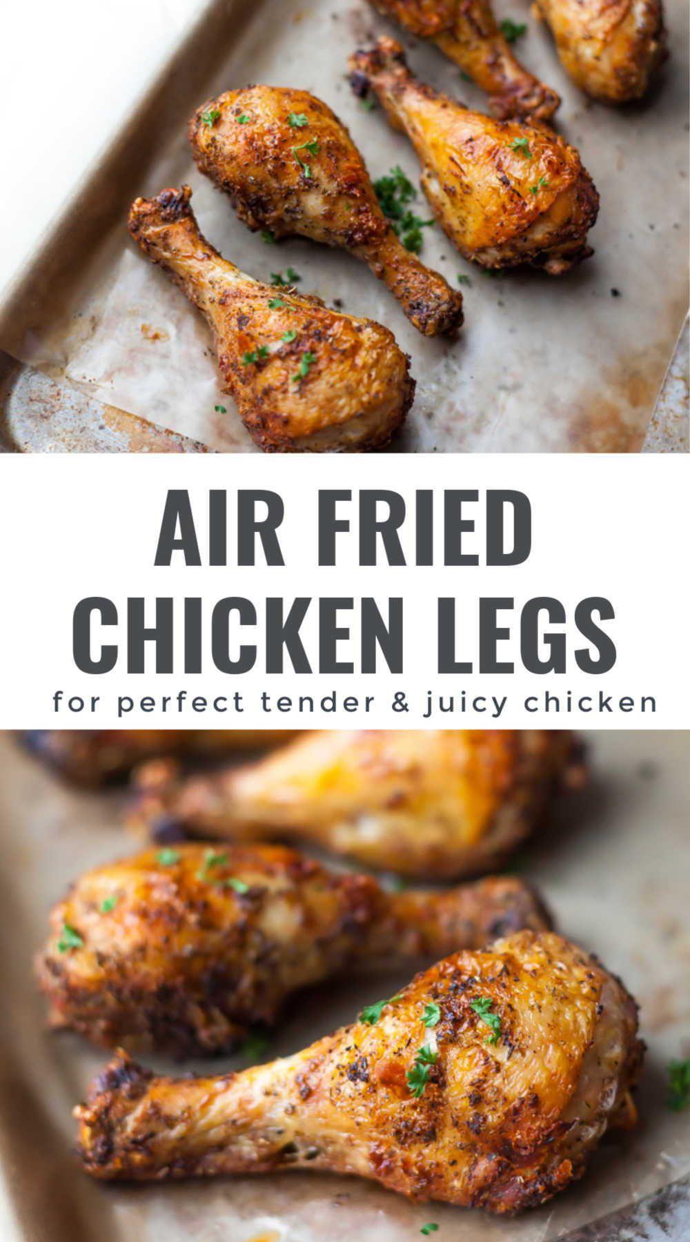 Air Fryer Chicken Legs Recipe Air fryer chicken leg