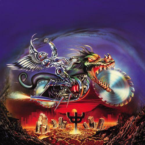 Judas Priest Painkiller 1990 Mark Wilkinson Mark