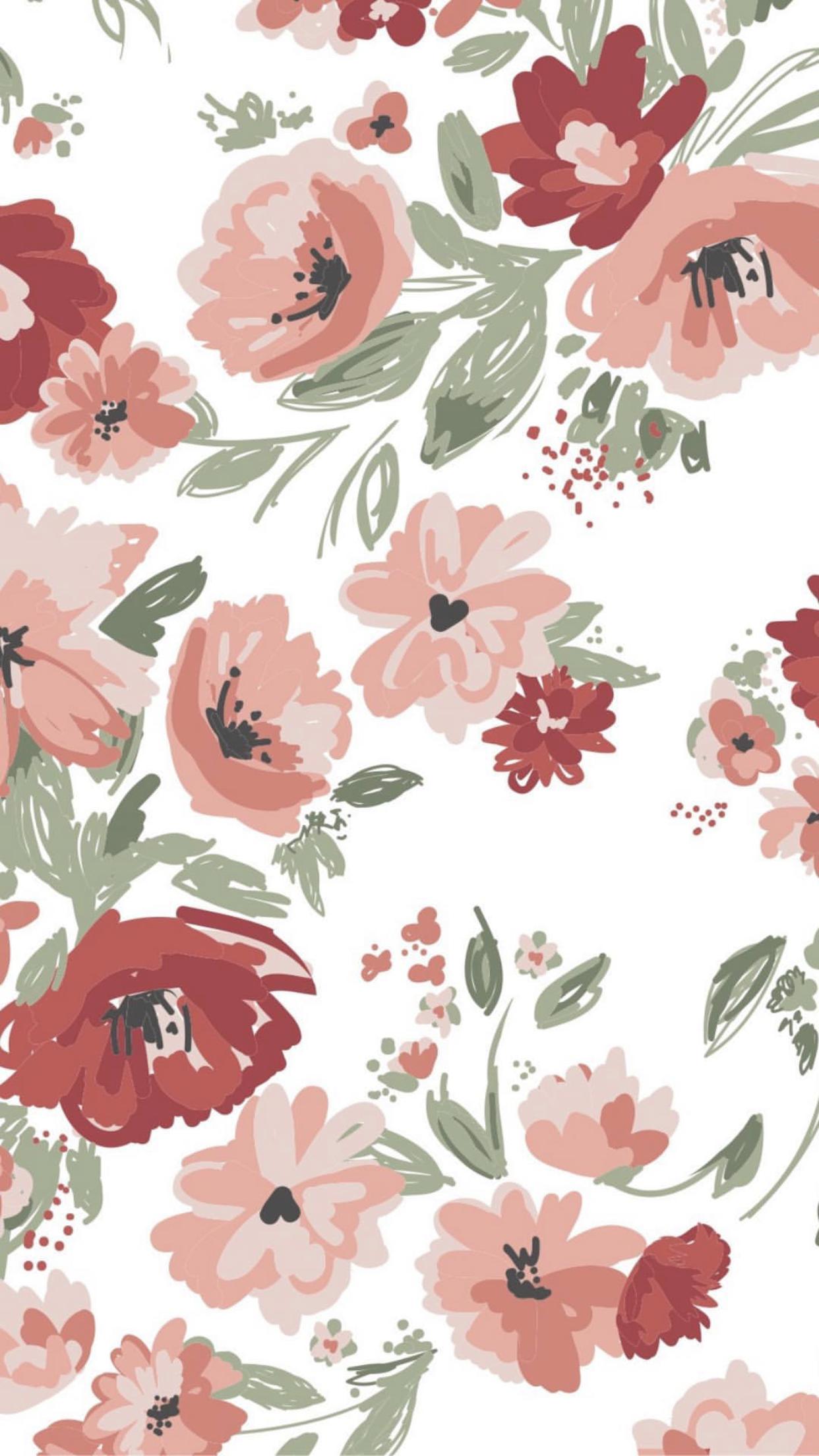 Pin By Juana Ferreyra On Patterns Art Wallpaper Floral Wallpaper Wall Paper Phone