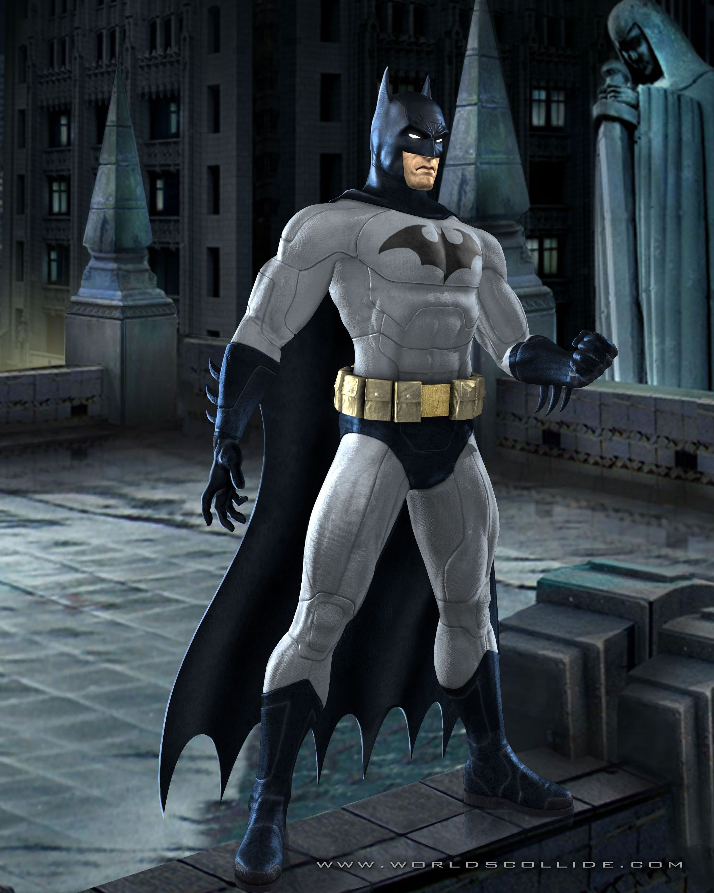 batman superheroes artwork batman the dark knight renders High ...