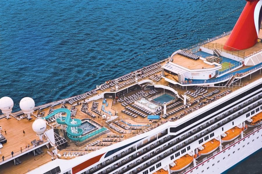 Carnival Inspiration Deck Plan Best Home Decoration Interior Design