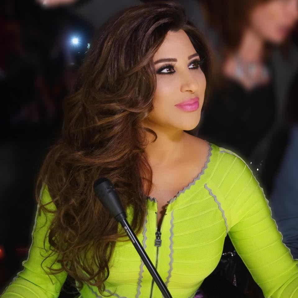 Pin By Ameera Alyan On Arab Actress Long Hair Styles Hair Styles Arab Actress