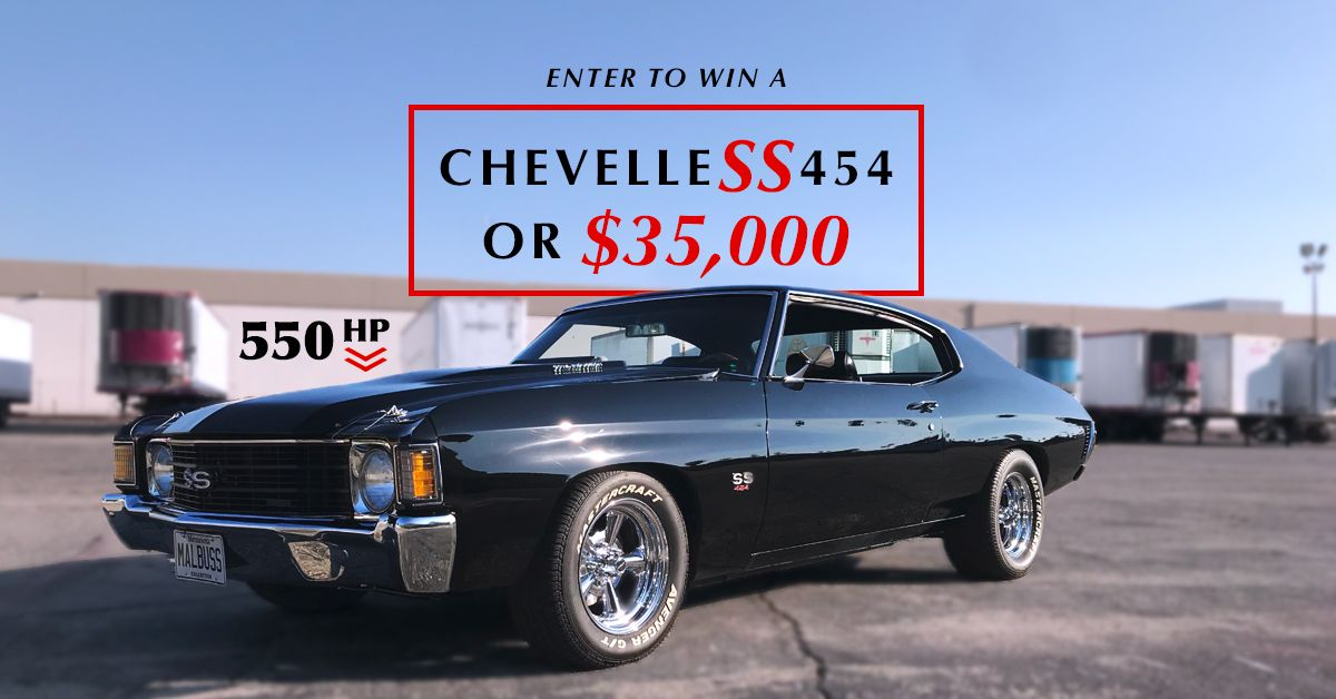 Pin On Chevelle Ss Sweepstakes