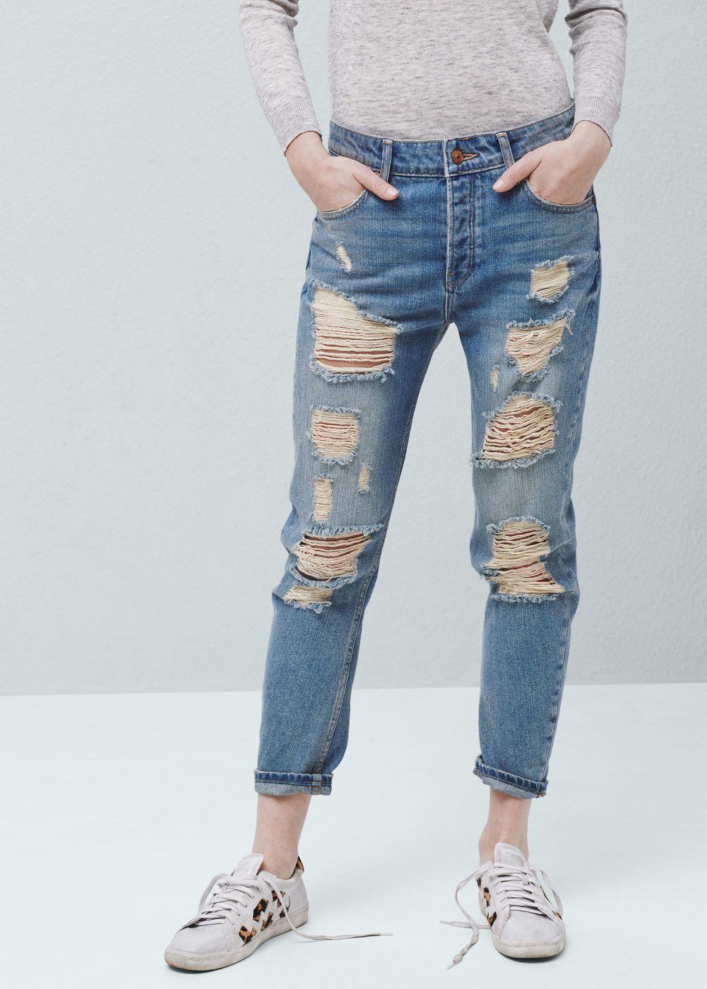 024a2020f6c Boyfriend angie jeans - Jeans for Women