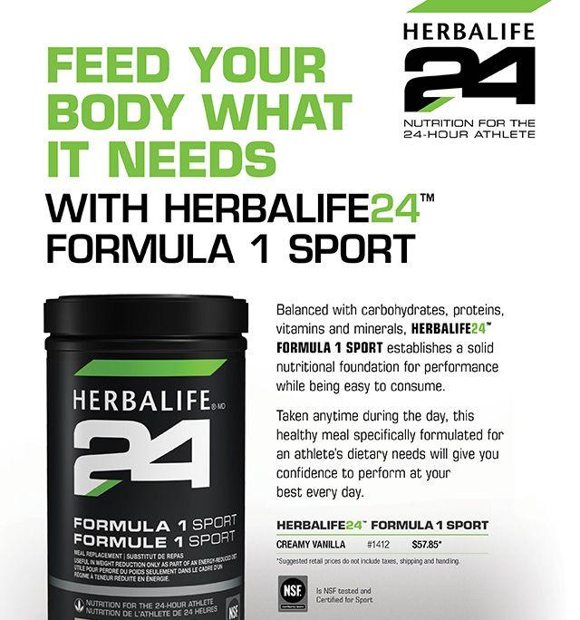 Herbalife24 F1 Sport Herbalife Nutrition Carbohydrates
