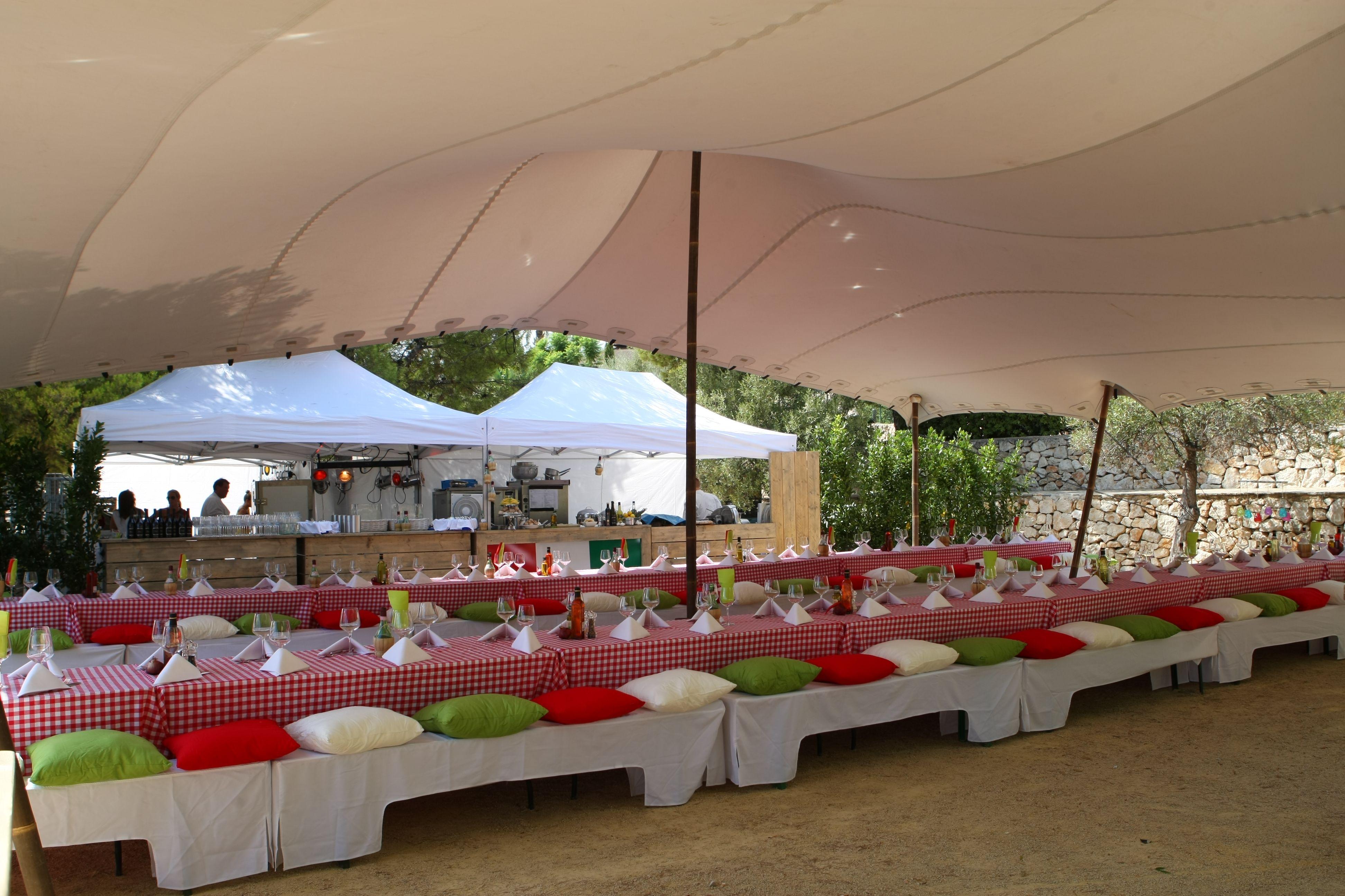 Italiaanse Traiteur Op Feesten En Partijen Italiaans Thema Italiaans Buffet Italiaans