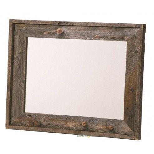 rustic mirror? diy? | rustic mirrors, rustic bathroom