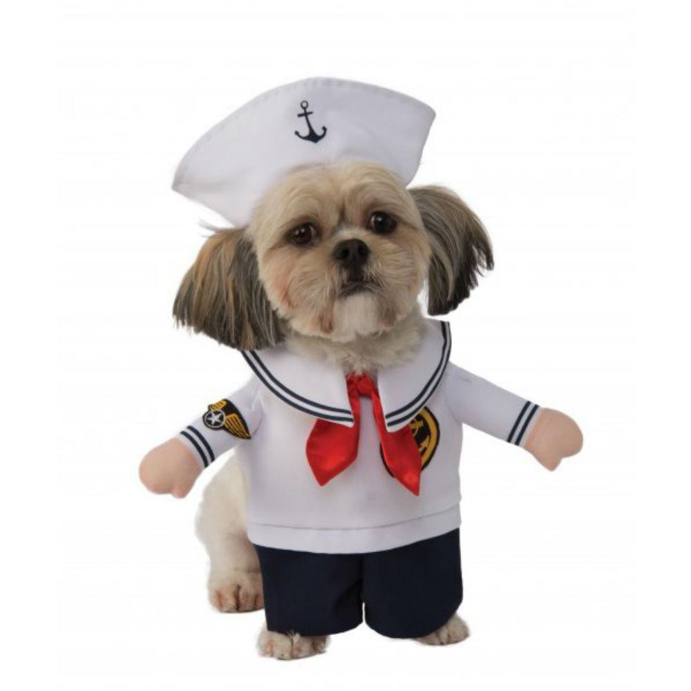 Rubies Walking Sailor Dog Costume Pet Costumes Dog Halloween
