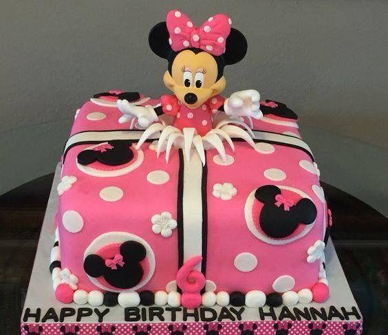 Minnie M Braylee S First Birthday In 2019 Minnie