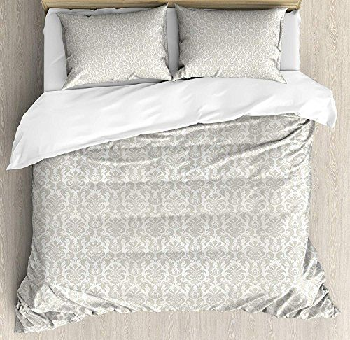 chasoea family comfort bed sheet damask abstract floral pattern rh pinterest com