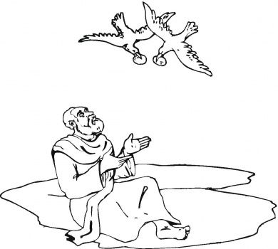 Bible coloring pages, Elijah bible, Coloring pages