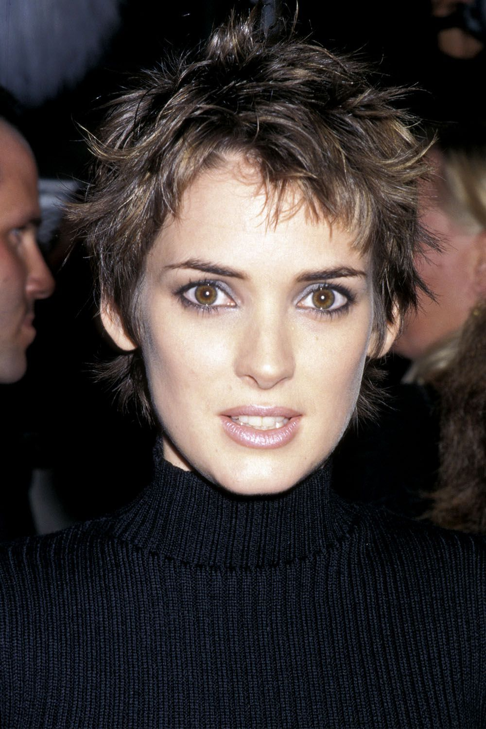 Winona Ryder's Beauty Looks Are The Only '90s Beauty Inspo